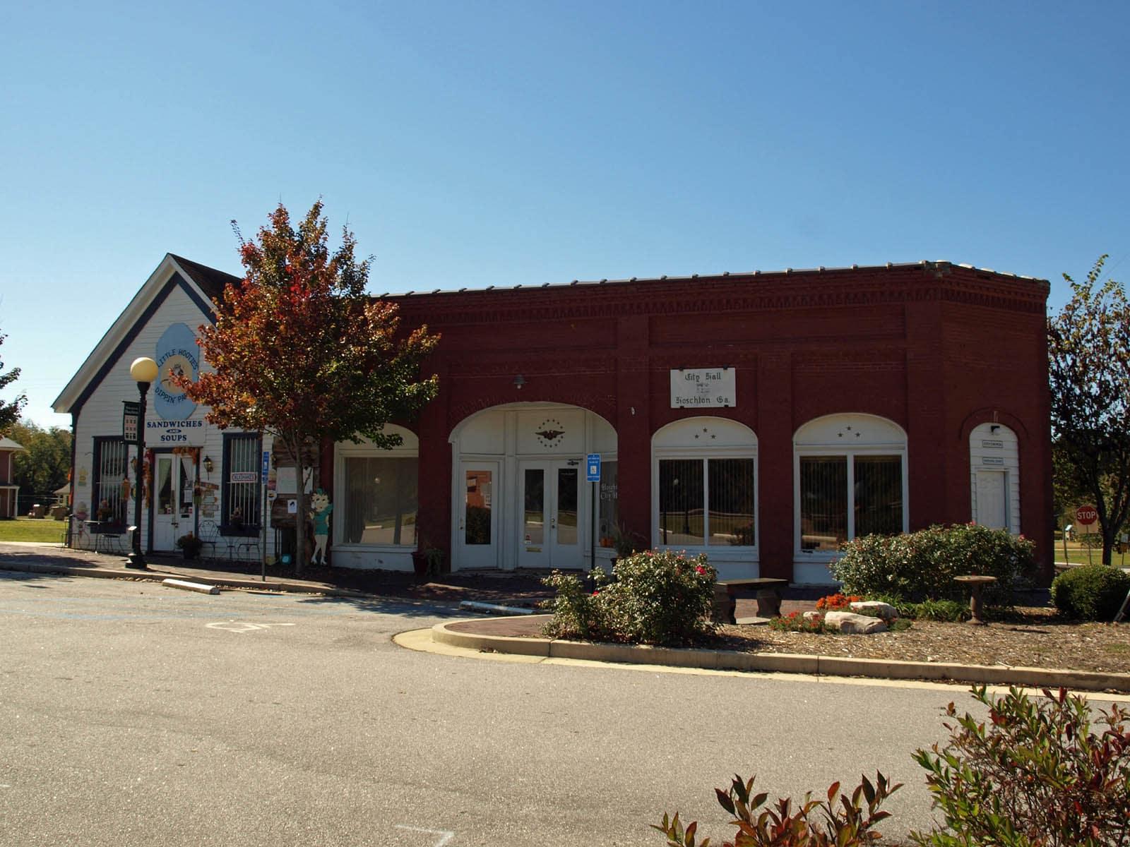Hoschton, GA City Hall