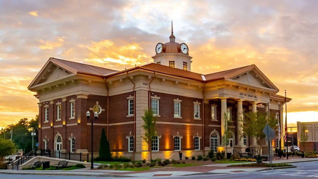 Sugar Hill, Georgia - City Hall